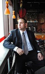 Anthony Plonczynski, leader of the 21st Legislative District Democratic Committee. - FILE PHOTO