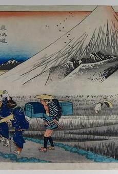 ART   Ukiyo-e: Images of the Floating World