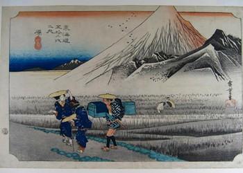 ART | Ukiyo-e: Images of the Floating World