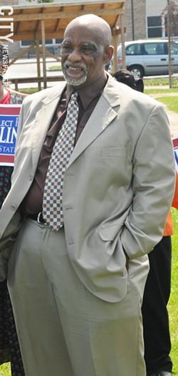 Assembly Member David Gantt - FILE PHOTO