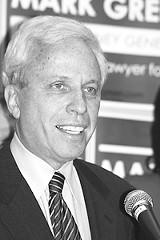 KRESTIA DEGEORGE - Attorney General candidate Mark Green: Dismissing the polls.