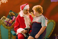 """""""Bad Santa"""" plays December 6 and 8 at the Dryden Theatre. - PHOTO COURTESY COLUMBIA PICTURES"""