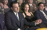 "FOCUS FEATURES - Ben Affleck (pictured, with Diane Lane) plays TV's first Superman in - ""Hollywoodland."""