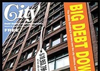 Big debt downtown