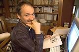 "IFC FILMS - Box factory: New York Times crossword editor Will Shortz - loves ""Wordplay."""