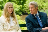 "PHOTO COURTESY ROADSIDE ATTRACTIONS - Brit Marling and Richard Gere in ""Arbitrage."""