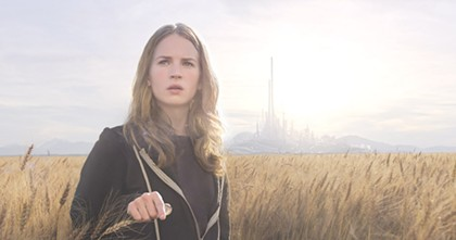 Film Review: Tomorrowland