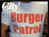 Burger patrol