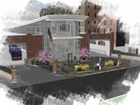 Bus station build starts Monday