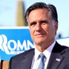 "Candidate Romney got a little help finding those ""binder"" women."