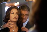 "Catherine Zeta-Jones and Russell Crowe in ""Broken City."" PHOTO COURTESY 20TH CENTURY FOX"