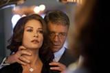 "Catherine Zeta-Jones and Russell Crowe in ""Broken City."" PHOTO COURTESY 20TH CENTURY FOX"