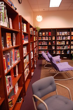 Central Library - FILE PHOTO