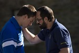 """PHOTO COURTESY SONY PICTURES CLASSICS - Channing Tatum and Mark Ruffalo in """"Foxcatcher."""""""