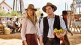 "PHOTO COURTESY UNIVERSAL PICTURES - Charlize Theron and Seth MacFarlane in ""A Million Ways to Die in the West."""