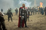 "PHOTO COURTESY MARVEL STUDIOS - Chris Hemsworth in ""Thor: The Dark World."""