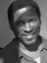 """Chris Johnson, creator and co-producer of """"Question Bridge: Black Males"""" - PHOTO PROVIDED"""