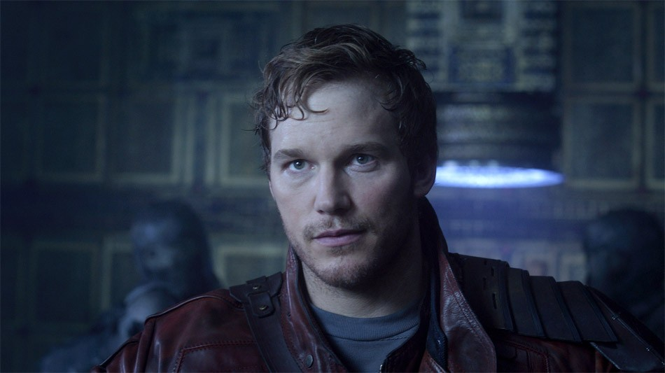 "Chris Pratt in ""Guardians of the Galaxy."" - PHOTO COURTESY MARVEL STUDIOS"