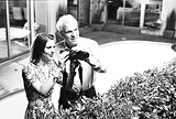 """TOUCHSTONE PICTURES - Claire Danes and Steve Martin in - """"Shopgirl."""""""