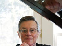 Classical Review: Peter Serkin with the Eastman Philharmonia