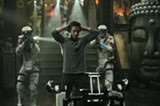 """Colin Farrell in the remake of """"Total Recall."""" PHOTO COURTESY COLUMBIA PICTURES"""