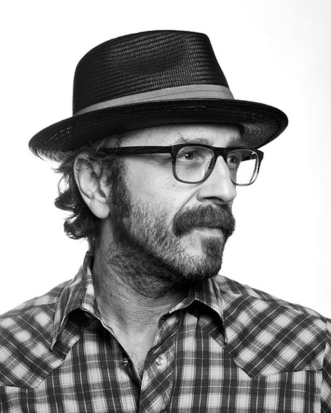 Comedian Marc Maron will headline the 2013 Rochester Fringe Festival September 21 at Kodak Hall. - PHOTO PROVIDED