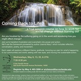 Coming Back to Life Course Flyer