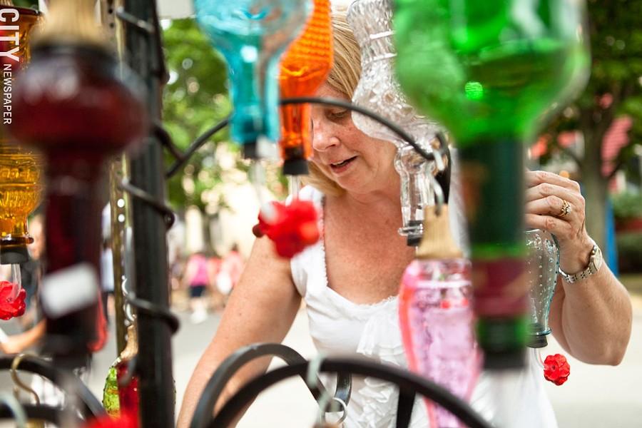 Corn Hill Arts Festival | July 13-14, 2013. - FILE PHOTO