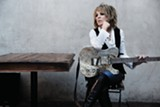 PHOTO BY BLESSED PRESS - Country singer-songwriter Lucinda Williams is among this year's headliners at Party in the Park. She will perform June 26.