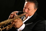 PHOTO BY MANNY IRIARTE - Cuban-born trumpeter Arturo Sandoval will perform at Kodak Hall on Sunday, November 2. The musician has won 10 Grammy Awards and received the Presidential Medal of Freedom in 2013.
