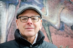 Dan Morgenstern, developer and enterpreneur. - PHOTO BY MARK CHAMBERLIN
