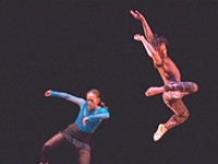 Dance Review: Garth Fagan's home season opener
