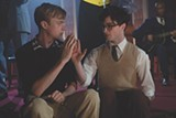 "PHOTO COURTESY SONY PICTURES CLASSICS - Dane DeHaan and Daniel Radcliffe in ""Kill Your Darlings."""