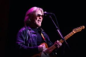 Daryl Hall performed with Keb' Mo' at Kodak Hall Thursday, June 28. PHOTO BY FRANK DE BLASE