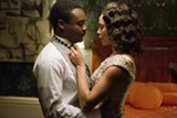 "DAVID OYELOWO AND CARMEN EJOGO IN ""SELMA."" - David Oyelowo and Carmen Ejogo in ""Selma."""