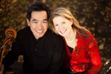 PHOTO PROVIDED - David Ying and Elinor Freer have been the Skaneateles Festival's artistic directors since 2005.