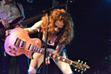 Deborah Magone got her start in Rochester blues-rock bands. After making a go of it in LA, she returned home in 2002 and has found local success as a solo act. PHOTO COURTESY RHONDA CLINE