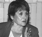 FILE PHOTO - Democratic Representative Louise Slaughter: headed for a challenge?