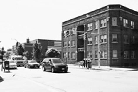 Developer's eyes are back on this Monroe - Avenue block. - FRANK DE BLASE