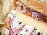 DINING REVIEW: Harry G's New York Deli & Cafe