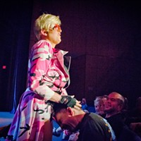 """""""Divas Our Way"""" at Rochester Fringe  Photo by Mark Chamberlin"""