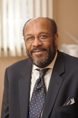 Divinity School President Marvin McMickle. PHOTO PROVIDED