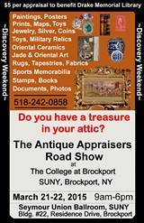 Do you have a treasure in your attic?