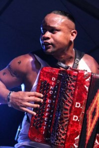 Dwayne Dopsie & the Zydeco Hellraisers performed at the Big Tent Thursday, June 28. PHOTO BY WILLIE CLARK