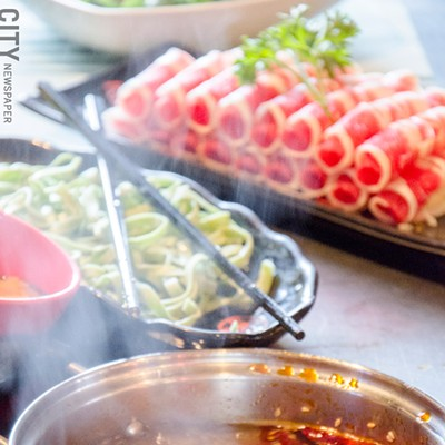 Yummy Garden Hot Pot