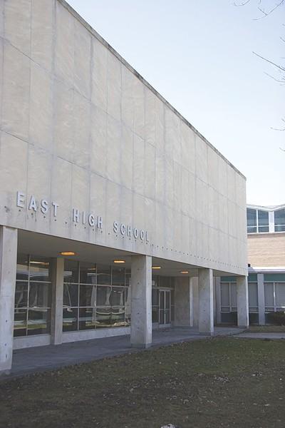East High School - FILE PHOTO