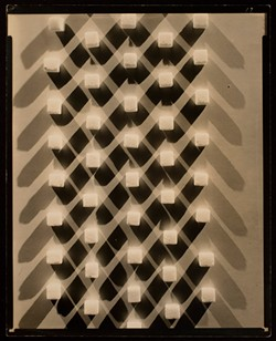 "Edward Steichen, ""Fabric design for Stehli Silk No. 28 (sugar cubes)"""
