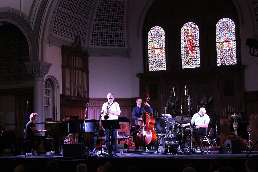 Eero Koivistoinen Quartet