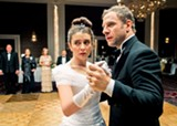 "PHOTO COURTESY SONY PICTURES CLASSICS - Erica Rivas and Diego Gentile in ""Wild Tales."""