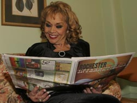 Etta James - FRANK DE BLASE